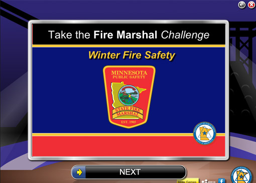 Take the Fire Marshall Challenge